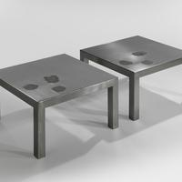 Pair of Low Tables, 1970