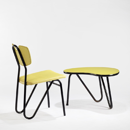 demisch danant pierre guariche. Black Bedroom Furniture Sets. Home Design Ideas