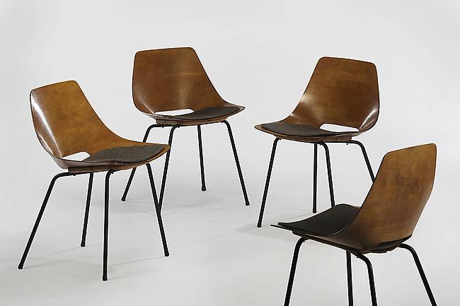 pierre guariche chair images. Black Bedroom Furniture Sets. Home Design Ideas
