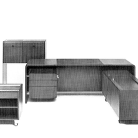 Airborne Office desk, 1969