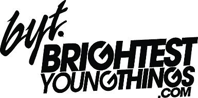 Brightest Young Things October 2013