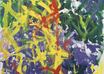 Artnet News: David Ebony's top 10 New York Gallery Shows for November, Featuring <i>Joan Mitchell: At the Harbor and in The Grande Vallée</i>