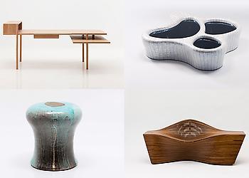 <i>Korean Contemporary Design: Kang Myung Sun, Bae Se Hwa, Bahk Jong Sun, and Lee Hun Chung</i> - Edward Tyler Nahem Fine Art/ New York