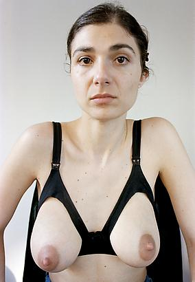 Elinor Carucci Me at the Breastfeeding Period, 2005	   Chromogenic Prints on Fuji Chrystal Archive Paper 50 X 66 cm