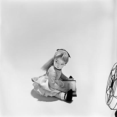 "<i>The Lonely Doll: [cover of ""The Lonely Doll"" book]</i>, 1956 (Printed 2012) Chromogenic Print"