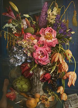 <i>Wilting Gossip</i>, 2008-2011, Chromogenic Print