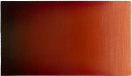 Red Slab, 2010 Oil on canvas 48 x 84 inches 122 x 213 centimeters