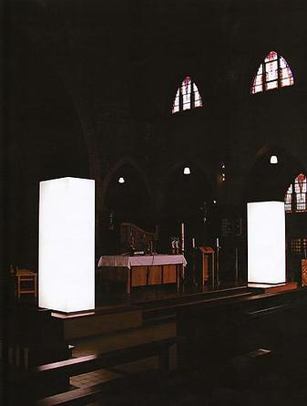 St. Theresiakerk 1, Eindhoven, Netherlands 2005, 2009 Photograph mounted to glass 47 ¼ x 33 ½ inches each Edition of 6