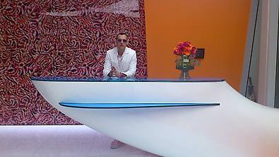 Karim Rashid, Opening of MyBrickell, Miami, Florida