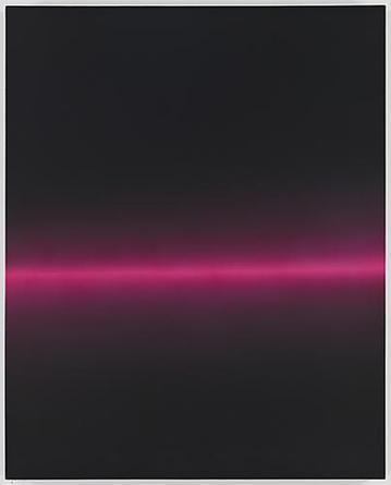 Horizon 2010 Acrylic on linen 63 3/4 x 51 x 2 inches