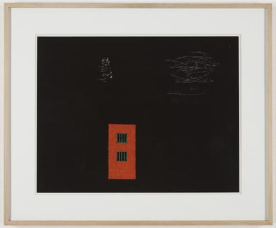The Meaning of Production, 1981 Kodalith 17 ½ x 22 ¼ inches