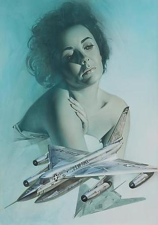 HAJIME SORAYAMA Untitled 2005 Acrylic on board 28 ½ x 20 ¼ inches