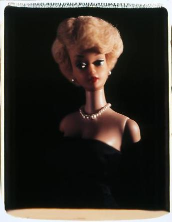 Barbie #80 1998 Polaroid Polacolor ER Land Film 24 x 20 inches AP