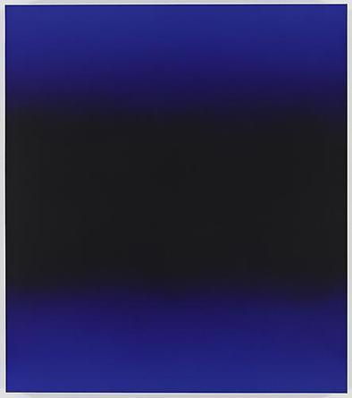 Stellar Horizon 2010 Acrylic on linen 67 x 59 x 3 inches