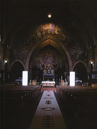St. Theresiakerk 2, Eindhoven, Netherlands 2005, 2009 Photograph mounted to glass 47 ¼ x 33 ½ inches each Edition of 6
