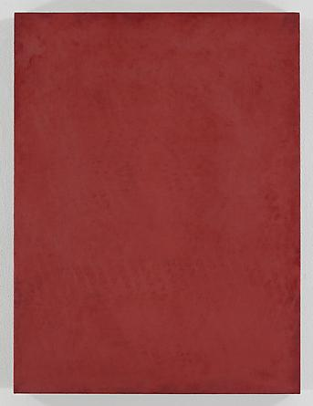 DOVE BRADSHAW For Full, 1994 Pigment on canvas 32 x 24 inches