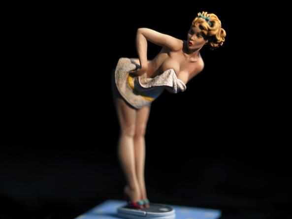 DAVID LEVINTHAL Untitled (from the series Pin-Ups), 2015 Pigment print on paper 17 x 22 inches  edition of 5  SGI2984
