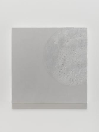Elena del Rivero Love Song #20, 2012 Oil & ink on linen 14 x 14 inches