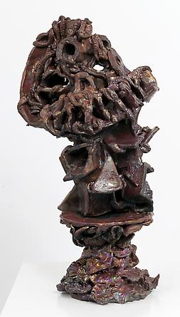Nightshade, 2011 Ceramic 21 x 11 x 9 inches GLG2605