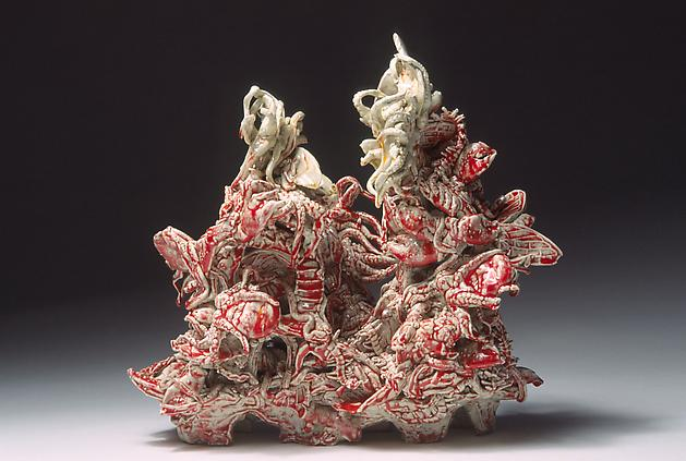 Arcanum, 2005 Porcelain 20 x 15 x 13 inches GLG2612