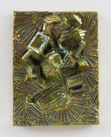 Uranium Phantom, 2013 Ceramic 13 ½ x 10 x 4 inches SGI2874