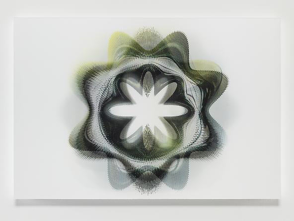 Ring, 2012 Lenticular print 31 1/4 x 46 1/4 inches Unique
