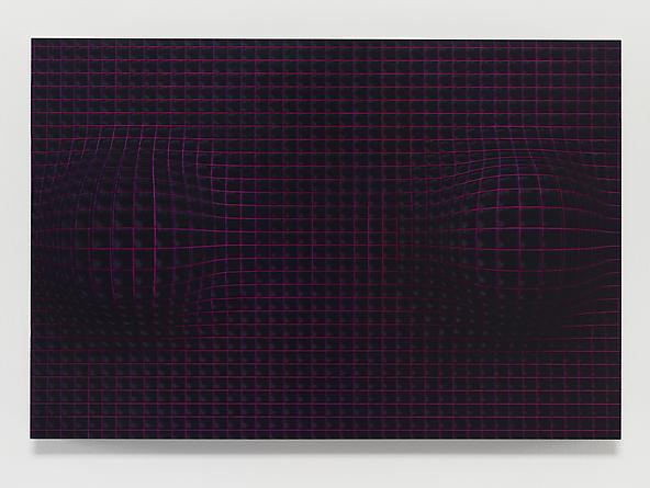 Morph, 2012 Lenticular print 31 1/4 x 46 1/4 inches Unique