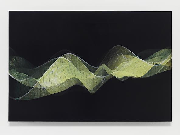 Facet, 2012 Lenticular print 31 1/4 x 46 1/4 inches Unique