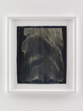 Untitled, 2015 Ink on mylar 21 x 18 inches SGI2987