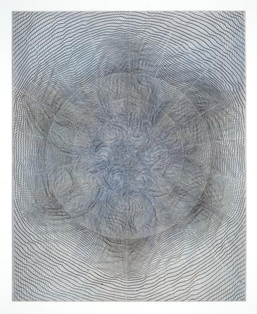 Untitled, 2009 Etching 30 x 22 inches Edition of 10 SGI3013
