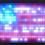 Flag, 2010 LEDs, Plexiglas, custom software, electrical hardware, wood 18 x 32 x 5 1/4 inches Edition of 10