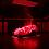 Transition, 2007/2010 Automobile, laser lights, fabric, fog machine, sound Dimensions variable