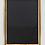 Wiper, 2010 Felt printing blanket, bronze & wood frame 44 x 31 x 1 1/2 inches Edition of 2 SGI2770