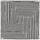 Untitled (3-2003), 2003 Enamel on aluminum 15 x 15 inches GLG1183