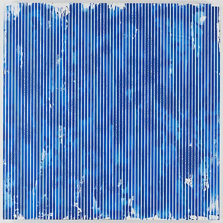 ATHTTSTW #14, 2010 Enamel on aluminum 60 x 60 x 2 inches GLG1492