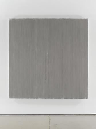 Untitled (#74), 2003 Enamel on aluminum 66 x 66 inches GLG2057