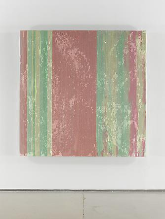 Untitled (#97), 2011 Enamel on aluminum 60 x 60 inches GLG2059