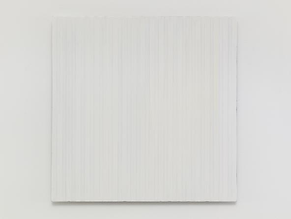 Untitled (#0613.09), 2013 Enamel on aluminum 15 x 15 inches GLG2575