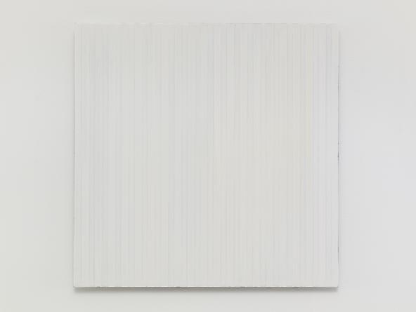 Untitled (#0613.09), 2013 Enamel on aluminum 15 x 15 inches GLG2575