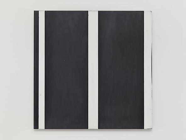 Untitled (#0713-02), 2013 Enamel on aluminum 15 x 15 inches GLG2577