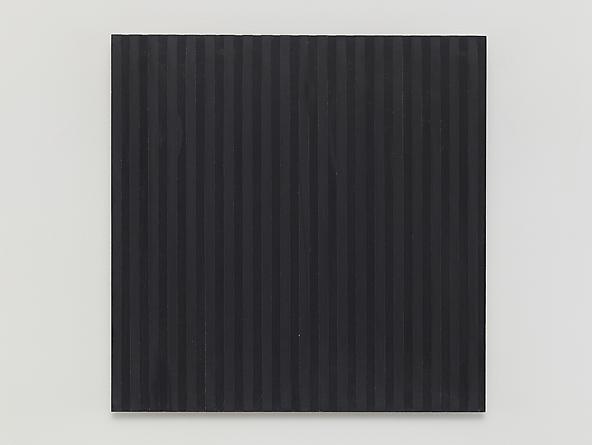 Untitled (#0713-05), 2013 Enamel on aluminum 15 x 15 inches GLG2578