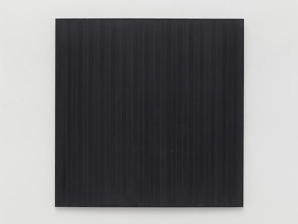 Untitled (#0813-02), 2013 Enamel on aluminum 17 x 17 inches GLG2580