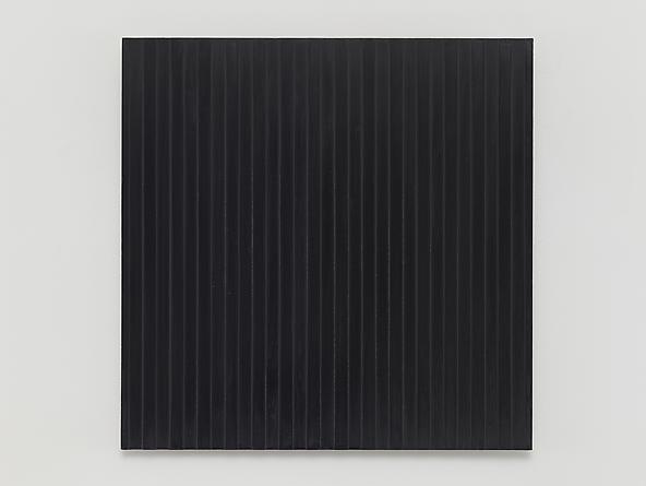 Untitled (#0813-07), 2013 Enamel on aluminum 15 x 15 inches GLG2582