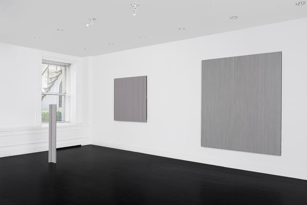 Installation view: Michael Scott: Recent Painting and Sculpture