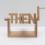 NANCY DWYER Thinking Machine, 2010  Wood  9 x 17 x 10 1⁄2 inches  Edition of 12 SGI2424