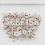 Selfish Idiot, 2014 Blown glass, beads, monofilament, metal rod 36 x 45 x 1 1/2 inches SGI2862