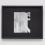 Beam of Light BG 2, 2015 Acrylic & gouache on foil, mounted on board, framed 16 3/4 x 20 3/4 inches SGI3162