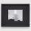 Beam of Light BG 1, 2015 Acrylic & gouache on foil, mounted on board, framed 16 3/4 x 20 3/4 inches SGI3168