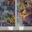 RYAN McGINNESS Halos and Horns, 2016 Acrylic on wood panel 69 1/2 x 51 1/8 inches SGI3204