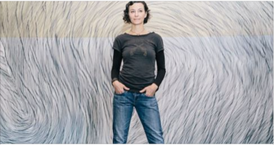 Linn Meyers - Creative Mornings at the Hirshhorn Museum